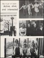 1973 Enumclaw High School Yearbook Page 132 & 133