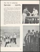 1973 Enumclaw High School Yearbook Page 164 & 165