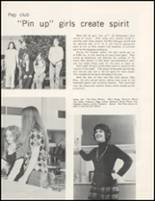 1973 Enumclaw High School Yearbook Page 166 & 167