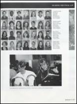 1995 Westland High School Yearbook Page 118 & 119