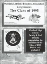 1995 Westland High School Yearbook Page 160 & 161