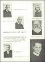 1963 Holy Name High School Yearbook Page 12 & 13