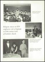 1963 Holy Name High School Yearbook Page 16 & 17