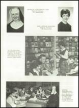 1963 Holy Name High School Yearbook Page 18 & 19