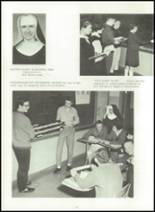 1963 Holy Name High School Yearbook Page 20 & 21