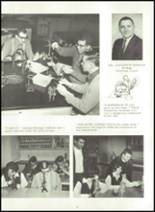 1963 Holy Name High School Yearbook Page 22 & 23