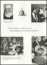 1963 Holy Name High School Yearbook Page 24 & 25