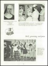 1963 Holy Name High School Yearbook Page 28 & 29