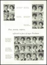 1963 Holy Name High School Yearbook Page 34 & 35