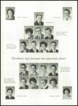 1963 Holy Name High School Yearbook Page 36 & 37