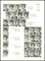 1963 Holy Name High School Yearbook Page 38 & 39