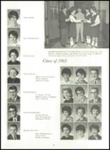 1963 Holy Name High School Yearbook Page 42 & 43