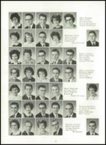1963 Holy Name High School Yearbook Page 44 & 45