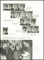 1963 Holy Name High School Yearbook Page 46 & 47