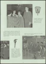 1963 Holy Name High School Yearbook Page 52 & 53
