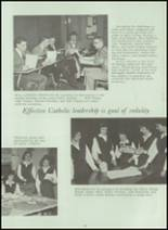 1963 Holy Name High School Yearbook Page 56 & 57