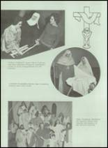 1963 Holy Name High School Yearbook Page 62 & 63