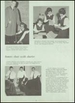 1963 Holy Name High School Yearbook Page 64 & 65