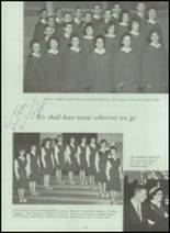 1963 Holy Name High School Yearbook Page 66 & 67