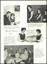 1963 Holy Name High School Yearbook Page 68 & 69
