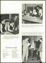 1963 Holy Name High School Yearbook Page 72 & 73
