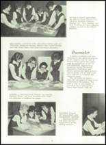 1963 Holy Name High School Yearbook Page 74 & 75