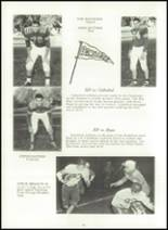 1963 Holy Name High School Yearbook Page 80 & 81