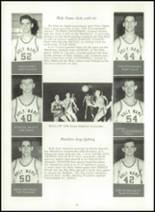 1963 Holy Name High School Yearbook Page 84 & 85