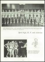 1963 Holy Name High School Yearbook Page 86 & 87