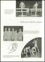 1963 Holy Name High School Yearbook Page 92 & 93