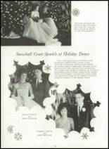 1963 Holy Name High School Yearbook Page 98 & 99