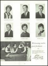 1963 Holy Name High School Yearbook Page 108 & 109