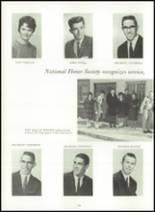1963 Holy Name High School Yearbook Page 110 & 111