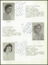 1960 Johnson High School Yearbook Page 10 & 11