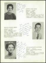 1960 Johnson High School Yearbook Page 12 & 13