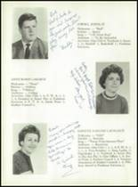 1960 Johnson High School Yearbook Page 14 & 15