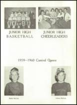 1960 Johnson High School Yearbook Page 28 & 29
