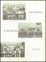 1960 Johnson High School Yearbook Page 32 & 33