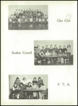 1960 Johnson High School Yearbook Page 34 & 35