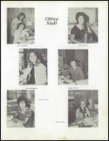 1973 Hoopa Valley High School Yearbook Page 14 & 15