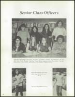 1973 Hoopa Valley High School Yearbook Page 20 & 21
