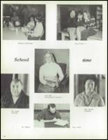 1973 Hoopa Valley High School Yearbook Page 48 & 49