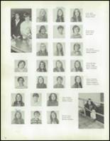 1973 Hoopa Valley High School Yearbook Page 56 & 57