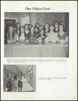 1973 Hoopa Valley High School Yearbook Page 66 & 67