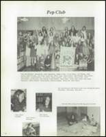 1973 Hoopa Valley High School Yearbook Page 78 & 79