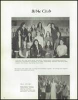 1973 Hoopa Valley High School Yearbook Page 82 & 83