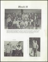 1973 Hoopa Valley High School Yearbook Page 86 & 87
