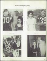 1973 Hoopa Valley High School Yearbook Page 92 & 93