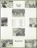 1973 Hoopa Valley High School Yearbook Page 104 & 105