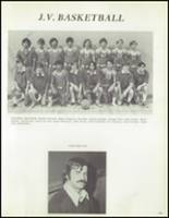 1973 Hoopa Valley High School Yearbook Page 108 & 109